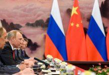 Rusya ve Çin Ticareti