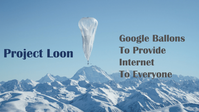 google Alphabet Loon