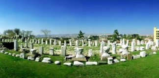 Ankara-Ulus Roma Hamamı