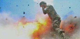 Savaş Afganistan