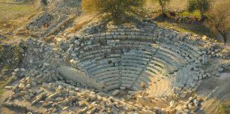 Teos Antik Tiyatro