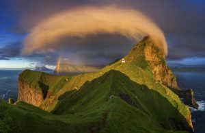 Kalsoy Faroe Adaları