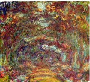 Gullu Yol, Giverny, 1920-1922