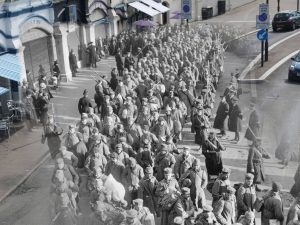 Alman esirler