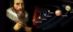 Gökbilimci Johannes Kepler