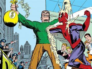 Sandman - Spiderman Marvel