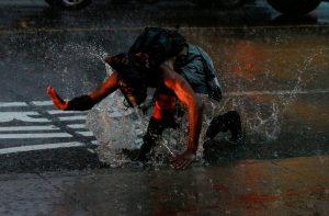 yağmur ABD New York