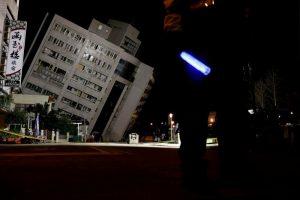 Tayvan deprem
