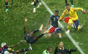 Futbol Fransa Dünya Kupası