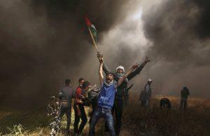 İsrail saldırı Gazze Filistin