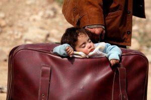 Suriye göç savaş Türkiye