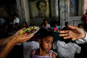 Venezuela açlık göç göçmen