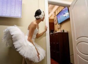 rusya bale sanat