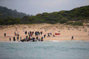 İspanya göç sahil