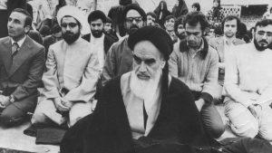 İran İslam Devrimi Humeyni
