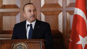 Mevlüt Çavuşoğlu Türkiye