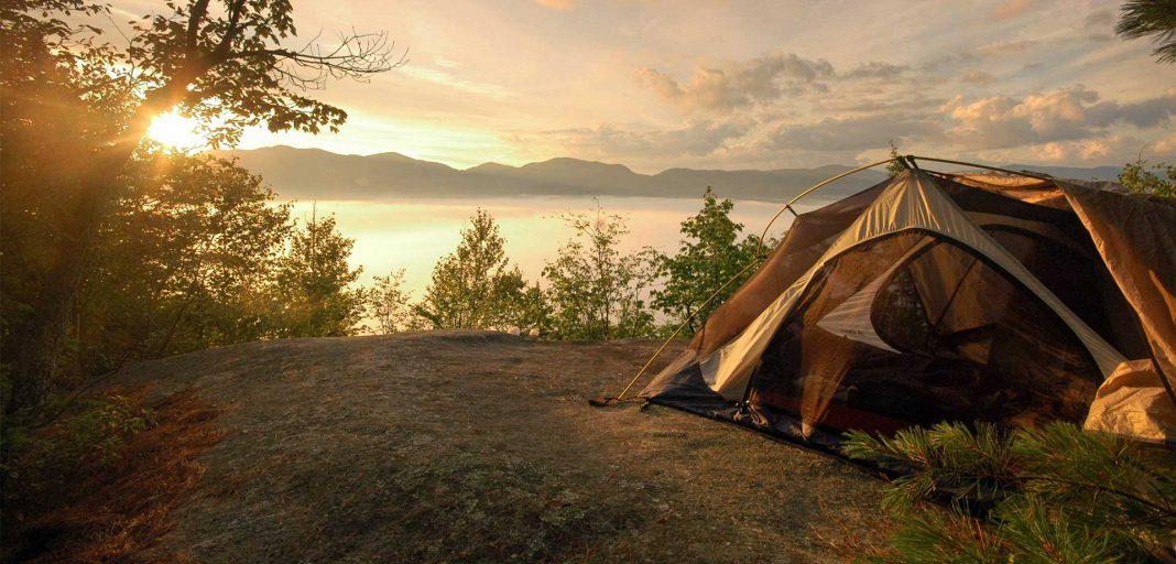 Kamp yaşam doğa