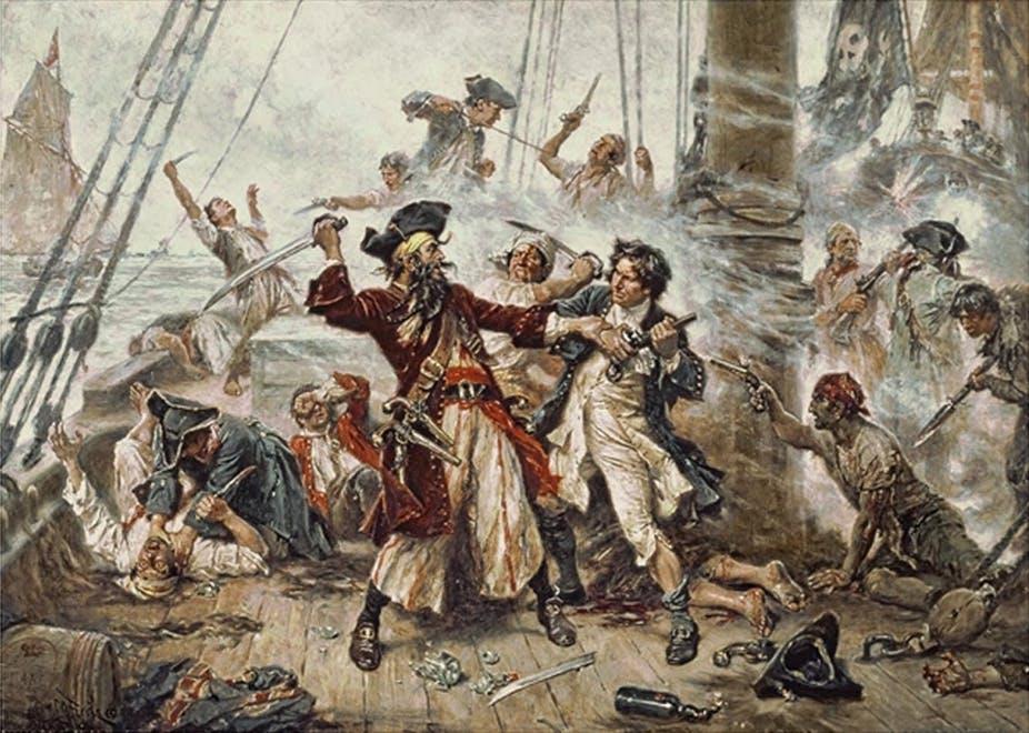 Korsanlar ve anayasa