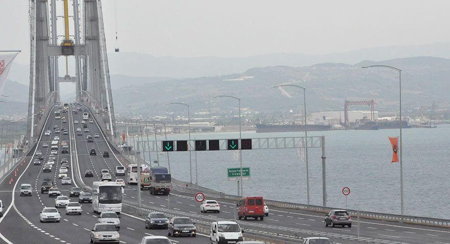 Köprü ve Otoyol Geçiş Ücretleri 2020-2021 Listesi