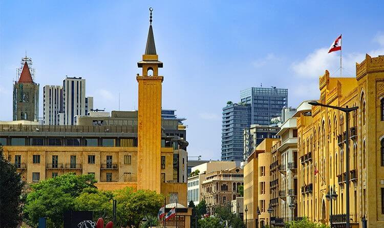 Lübnan Beyrut