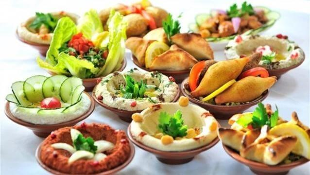 Lübnan falafel