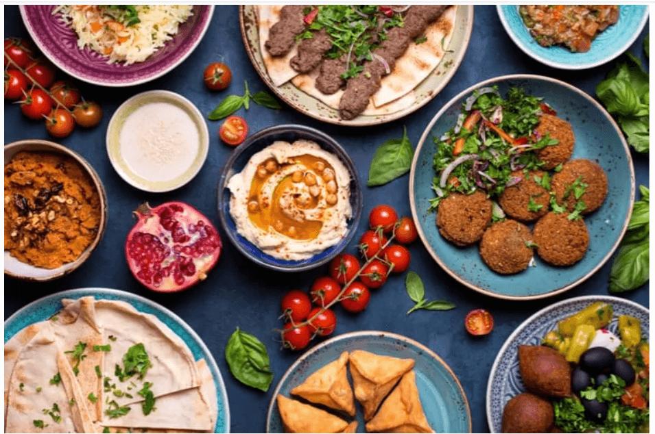 Lübnan Beyrut Falafel