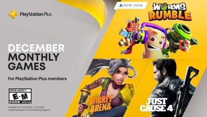 PS Plus Aralık 2020 Ücretsiz Oyunları