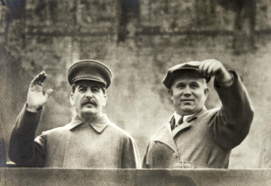 Stalin ve Kruşçev