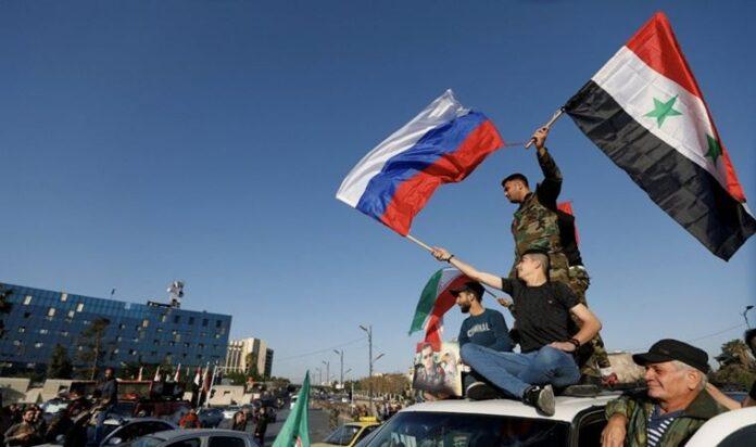 suriye rusya ilişkileri