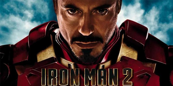 ıron man 2